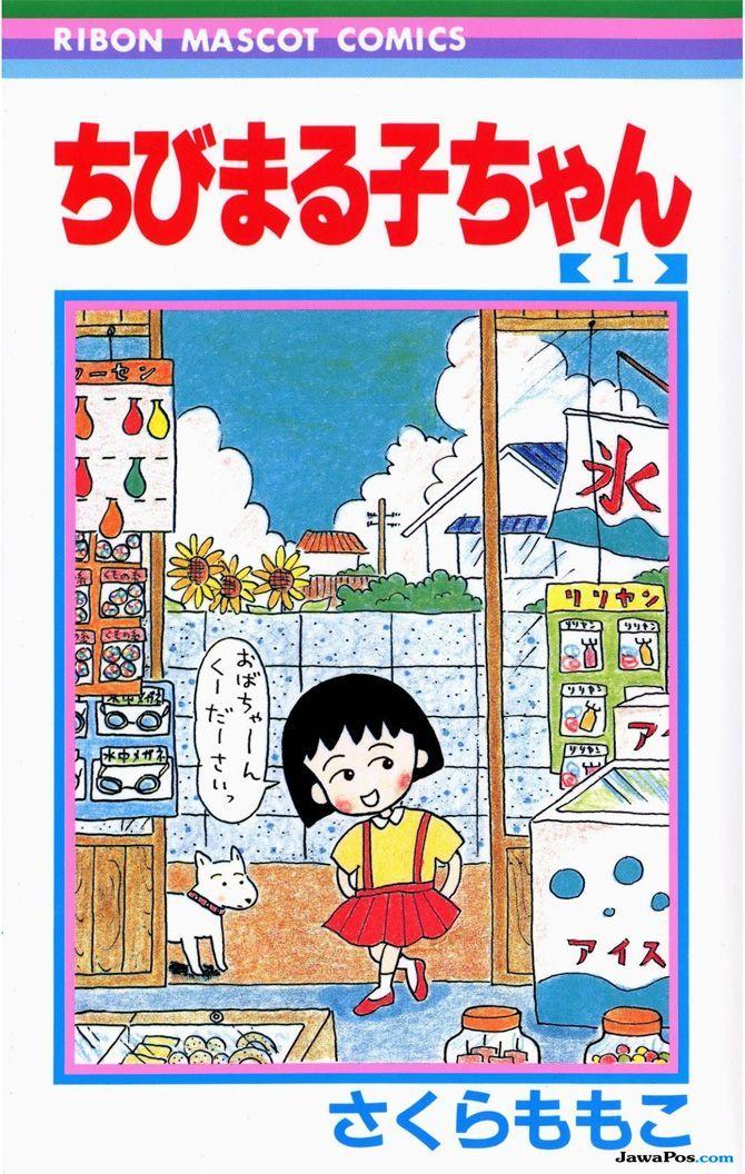Momoka Sakura, Pencipta Karakter Chibi Maruko-chan Meninggal Dunia