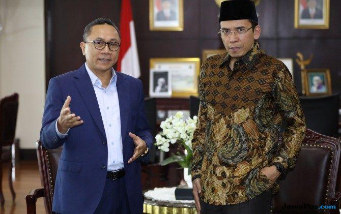 Ngotot Dukung Jokowi, TGB Siap Mundur dari Demokrat