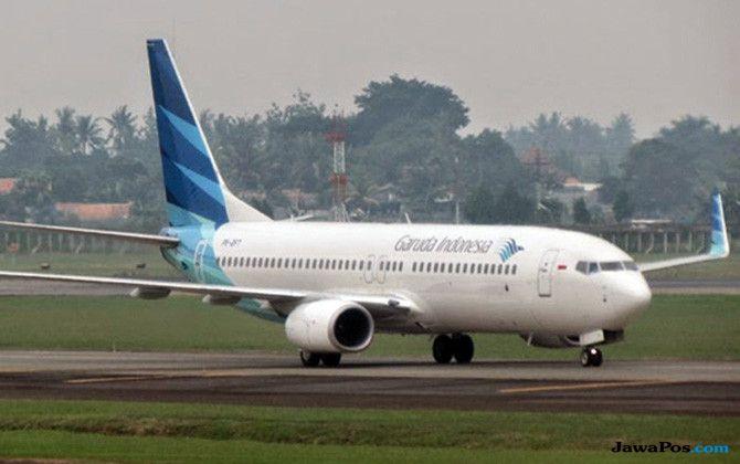 Nih, Kata Manajemen Garuda Soal Rencana Aksi Mogok Pilot dan Karyawan
