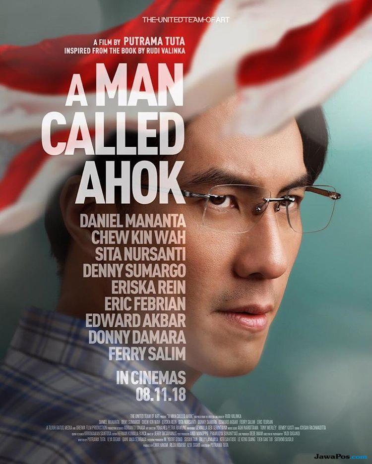 Nonton 'A Man Called Ahok', Ketua DPRD DKI Sempat Menitikkan Air Mata