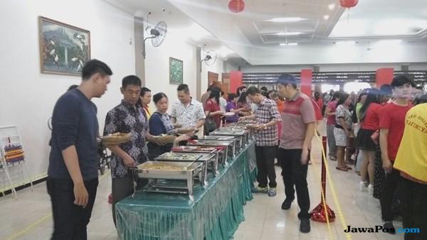 Open House Vihara Duta Maitreya Dihadiri Seluruh Lapisan Masyarakat