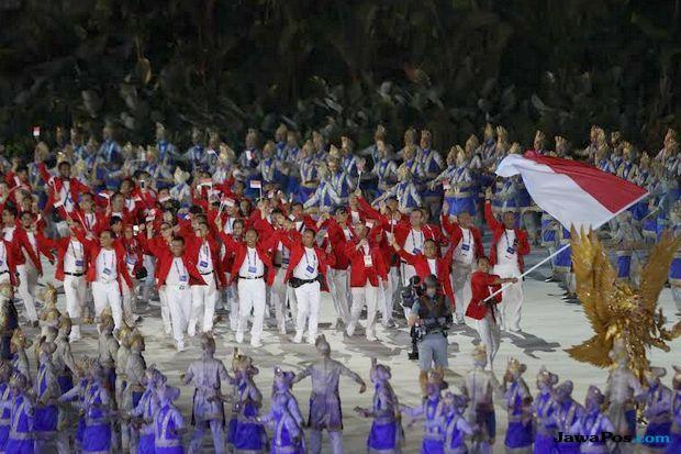 Asian Games 2018, Opening Ceremony Asian Games 2018, Pesta pembukaan Asian Games 2018