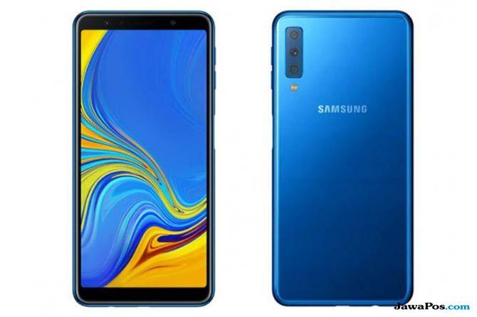 Samsung Galaxy A9 terbaru, galaxy a9 empat kamera, samsung empat kamera