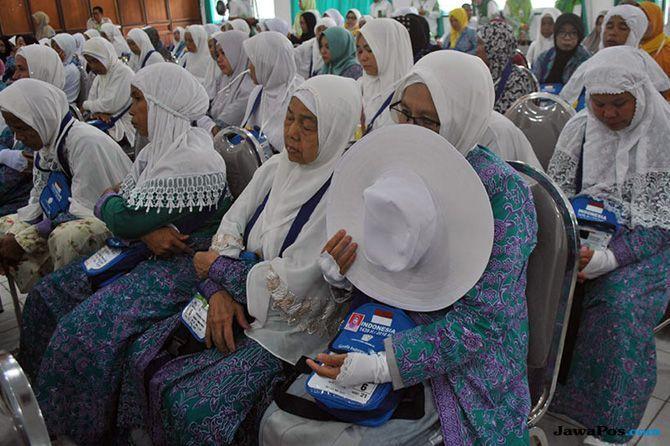 Pangkas Antrean Haji, CJH Sakit Permanen Bisa Diganti Oleh Ahli Waris