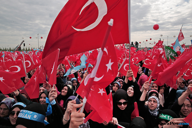 Para Pemimpin Dunia yang Pertama Kali Beri Selamat pada Erdogan