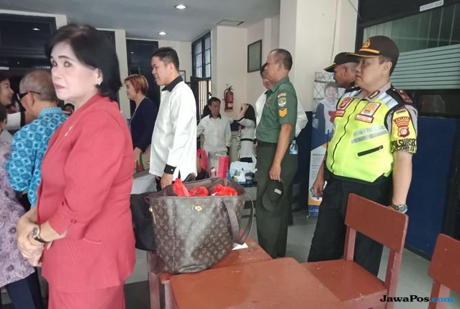 Pasca Bom Surabaya, Polres Metro Jakbar Perketat Pengamanan Gereja