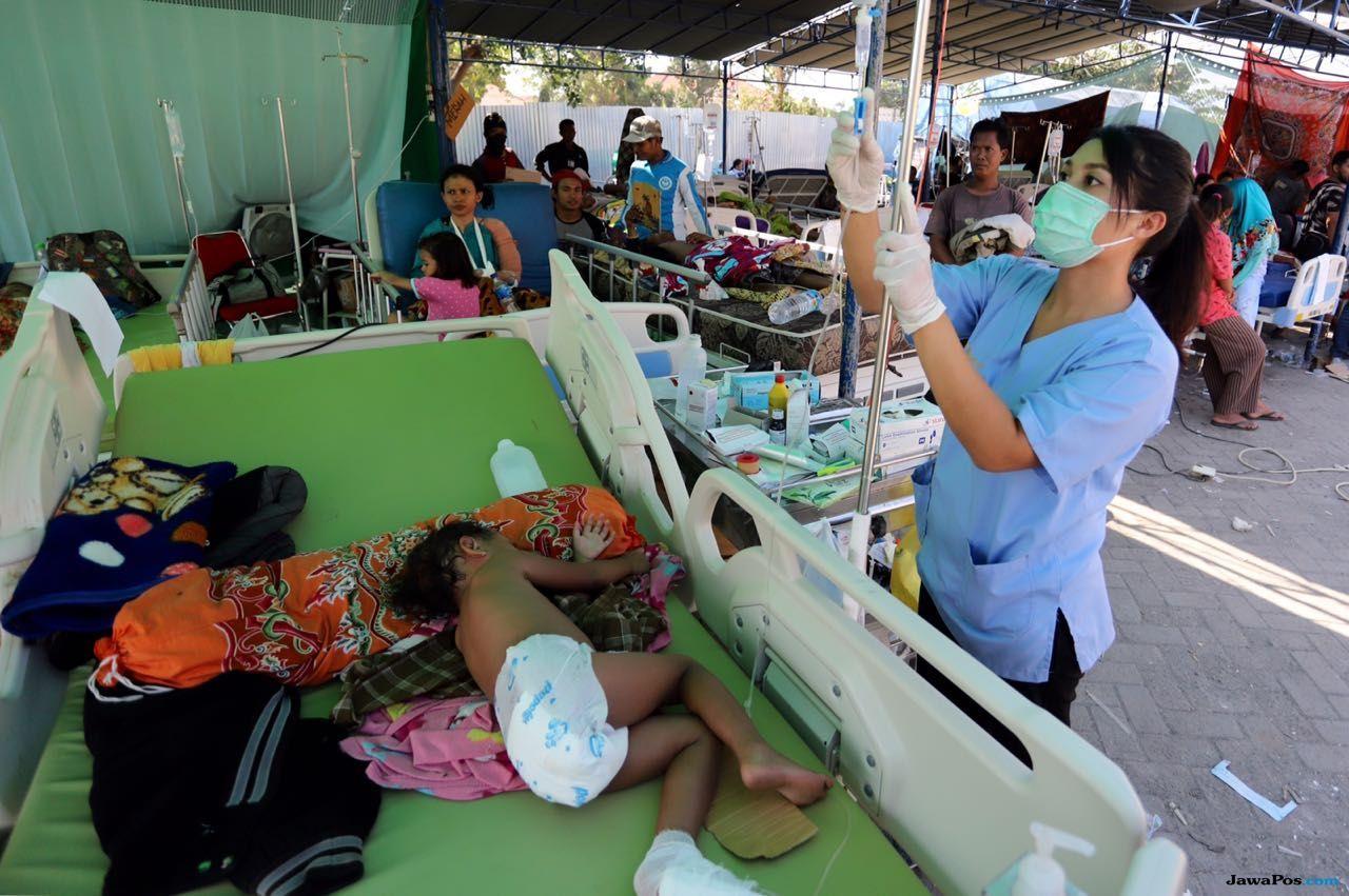 Pascagempa Lombok, Pemerintah Siapkan Road Map Pemulihan