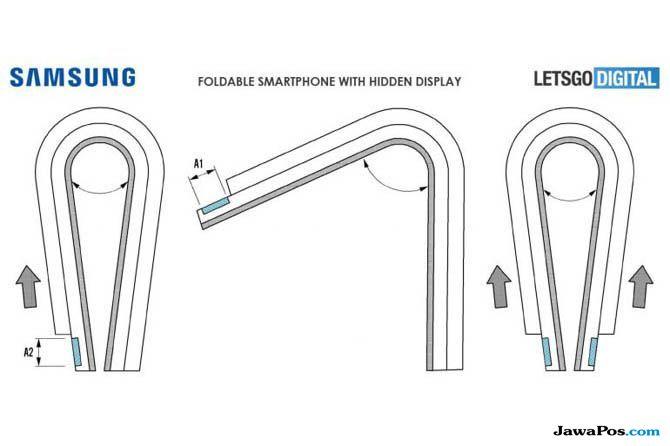 samsung, smartphone lipat, samsung galaxy x