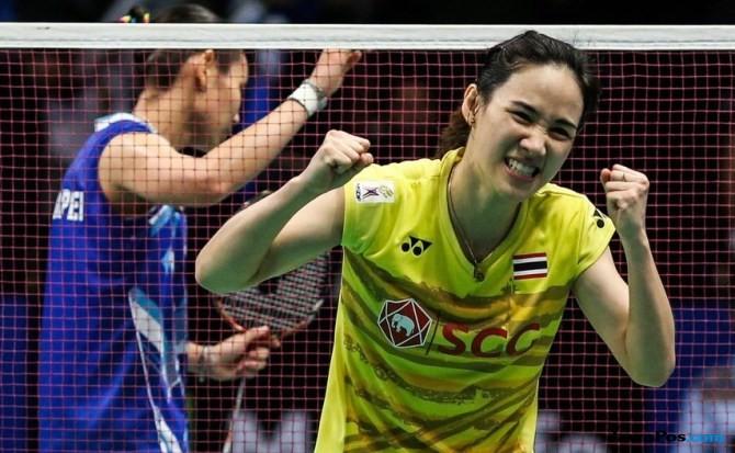 Nitchaon Jindapol juara Thailand Masters 2018