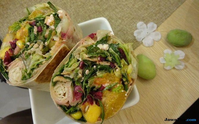 salad sayang sehat, salad bergizi seimbang, cara membuat salad sehat, diet sehat dengan salad, salad stop, menu salad stop,
