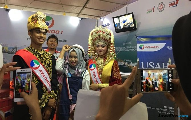 Pelindo Komit Dukung Perekonomian Lokal Lewat Unit UKM Binaan