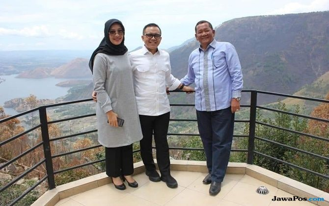 Pemkab Samosir dan Banyuwangi Kolaborasi Kembangkan Pariwisata di Toba
