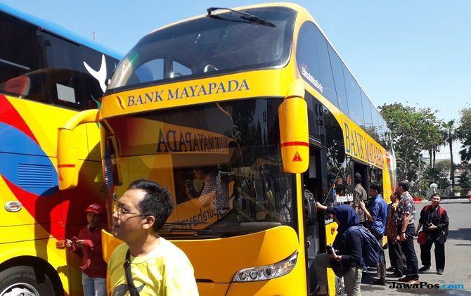 Pemkot Surabaya Dapat Hibah 2 Bus Double Decker dan Uang RP 5 M