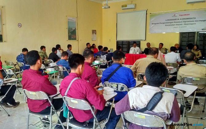 Pemuda di Bojonegoro Diajak Untuk Kembangkan Agrowisata
