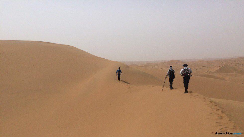 Penderita Kanker Ini Siap Berjalan 1.700 KM ke Gurun Gobi