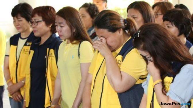 Pengadilan Minta Korsel Beri Dana Kompensasi Korban Kapal Tenggelam