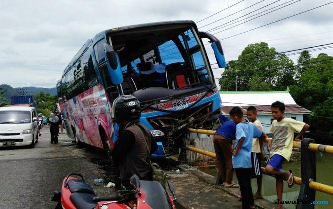 Pengamat: Jangan Biarkan Pengemudi Istirahat di Ruang Bagasi Bus