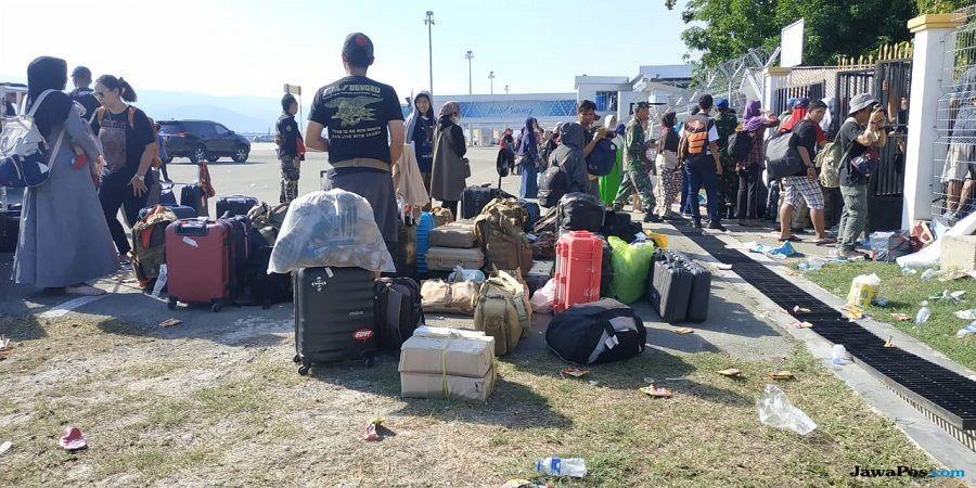 Pengungsi Gempa Palu: Kasihan, Satu Kampung Hilang Tertimbun Tanah