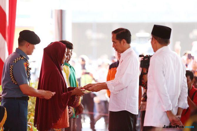 Penting untuk Korban Gempa, Jokowi Minta Pembangunan RS Diprioritaskan