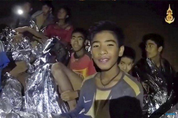 Peran Penting Adul Selamatkan Tim Sepakbola di Gua Thailand