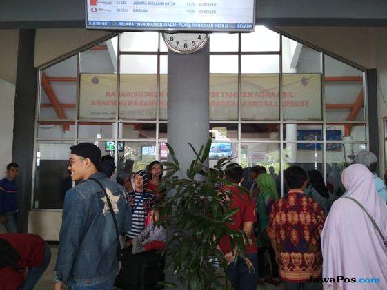 Pergerakan Penumpang di 15 Bandara Angkasa Pura II Capai 9 Persen
