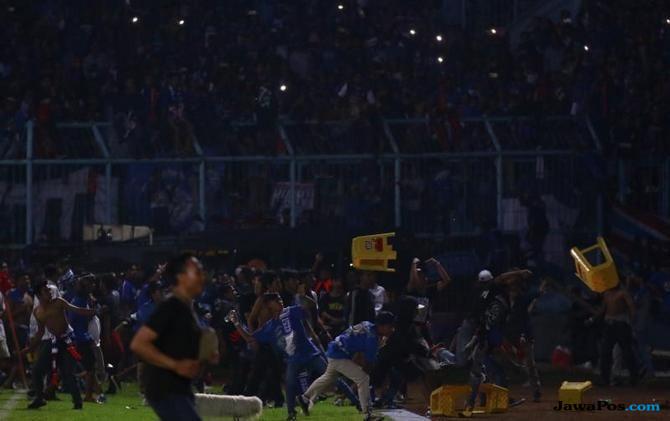 Aremania, Persib Bandung, Arema FC, Bobotoh, Viking, Kanjuruhan, Liga 1 2018