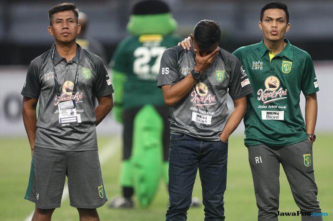 Bejo Sugiantoro, Liga 1 2018, Persebaya Surabaya, Persela Lamongan