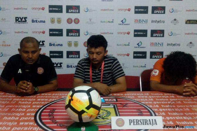 Persiraja Banda Aceh, Liga 2 2018, PSPS Riau, Akhyar Ilyas