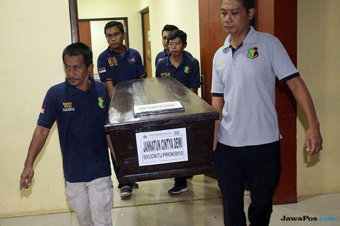 Pesan Terakhir Jannatun Cintya Dewi Sebelum Jatuhnya Lion Air JT 610
