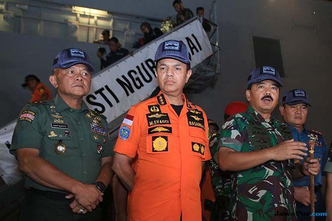 Pesawat Lion Air JT 610 Hancur Usai Jatuh Dengan Kecepatan 639 Km/Jam