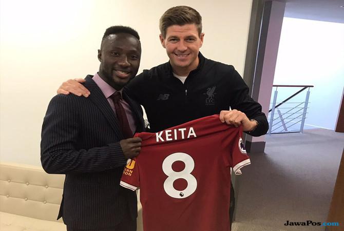 Bursa transfer, Liverpool, Naby Keita