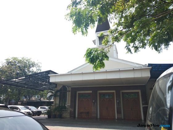 Pihak Gereja Bungkam Soal Pernikahan Ahok