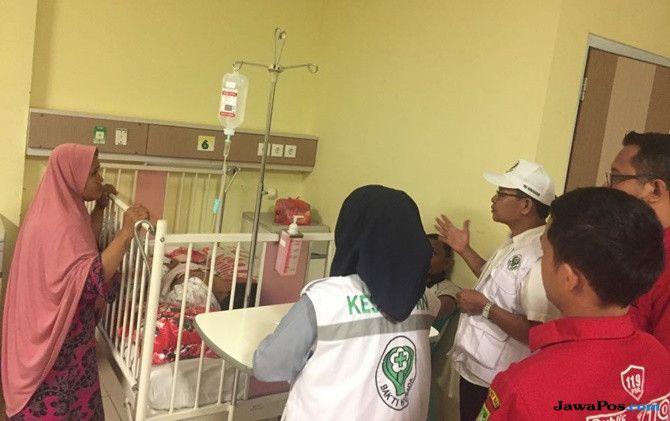Polda Riau Selidiki Kasus Keracunan Massal di Kampar
