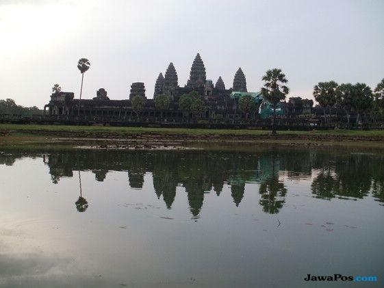 Polisi Kamboja Gerebek Persewaan Rahim, 33 Perempuan Ditemukan Hamil