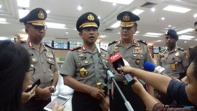 Polri Tangkap Saksi Kunci Skandal Korupsi Najib Razak