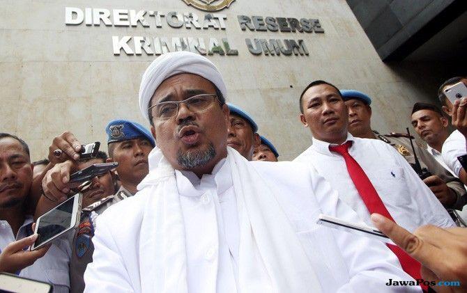 Praperadilan Sukmawati vs Rizieq, Polisi Bilang Begini