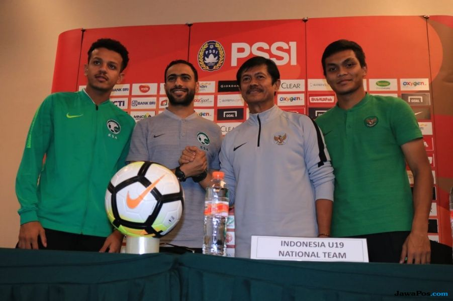 Timnas U-19, Timnas U-19 Indonesia, Indra Sjafri, Piala Asia U-19 2018, Arab Saudi