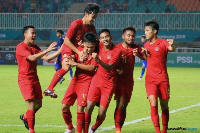 Piala Asia U-19 2018, Timnas U-19 Indonesia, Timnas U-19, Taiwan
