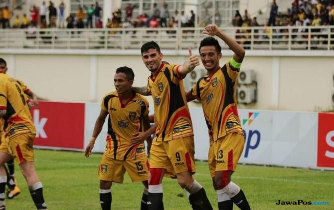 Madura United, Mitra Kukar, Liga 1 2018