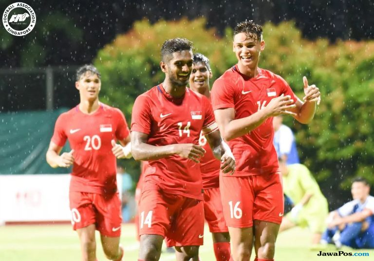Piala AFF 2018, Timnas Indonesia, Indonesia, Singapura, Timnas Singapura, Bima Sakti