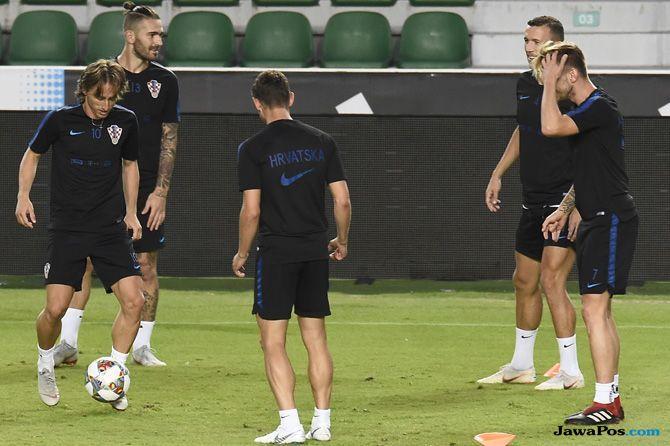 Prediksi Spanyol vs Kroasia: Modric Siap Beri Luka