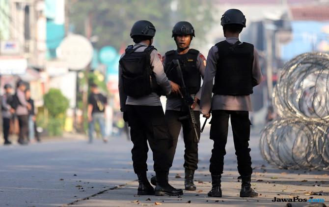 PSI: Negara Harus Punya Strategi Mumpuni Berantas Sel Tidur Teroris
