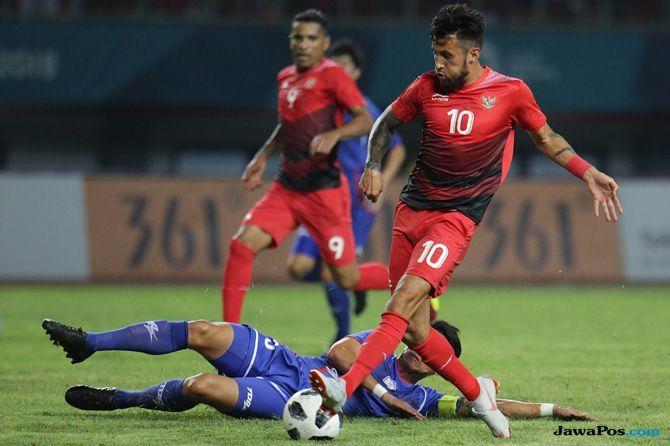 Asian Games 2018, Stadion Patriot, Timnas U-23 Indonesia, PSSI, Sekjen PSSI, Ratu Tisha Destria