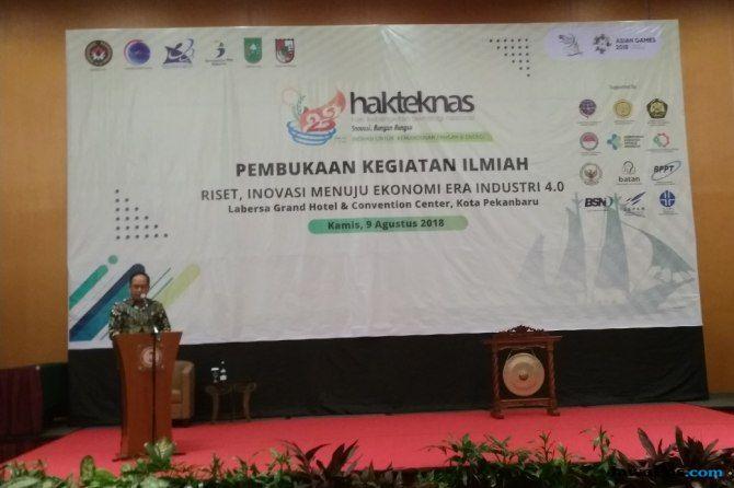 Publikasi Ilmiah Indonesia Kian Tinggalkan Singapura