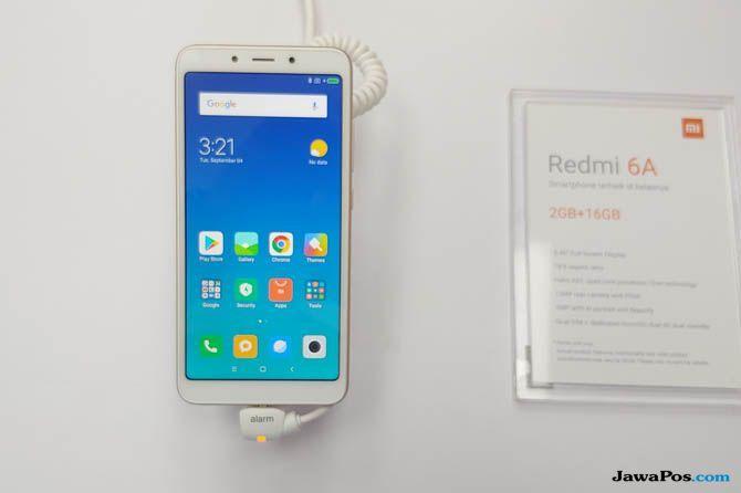Xiaomi Redmi 6A, Redmi 6A spesifikasi, Redmi 6A harga