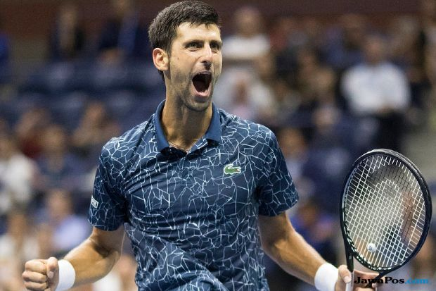 AS Terbuka 2018, Novak Djokovic, Kei Nishikori