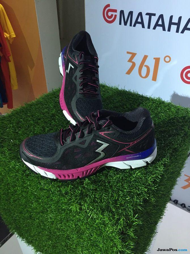 sepatu olahraga terbaru, sepatu 361 degrees,