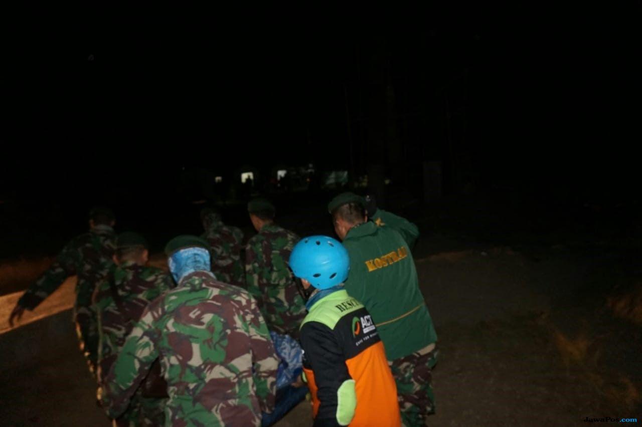 Relawan ACT Ikut Evakuasi Korban Gempa, Suasana Panik dan Lombok Gelap