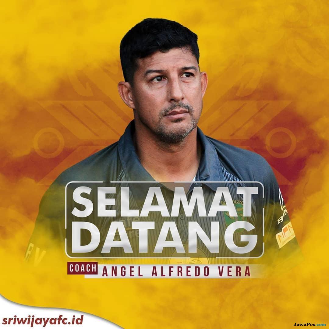 Sriwijaya FC, Persebaya Surabaya, Angel Alfredo Vera, Liga 1 2018,