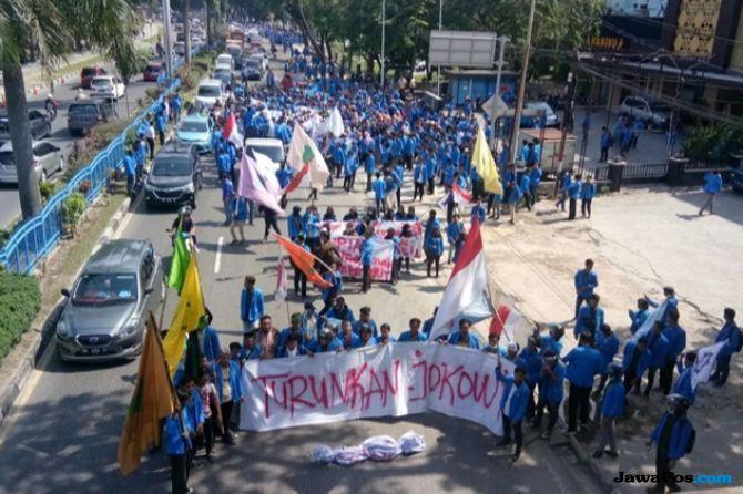 Demo Mahasiswa UIR